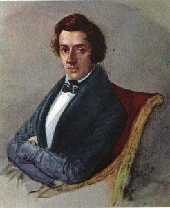 Chopin au piano