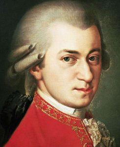 Mozart au piano