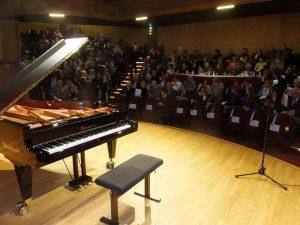 Le concert vu par du point de vue du pianiste soliste