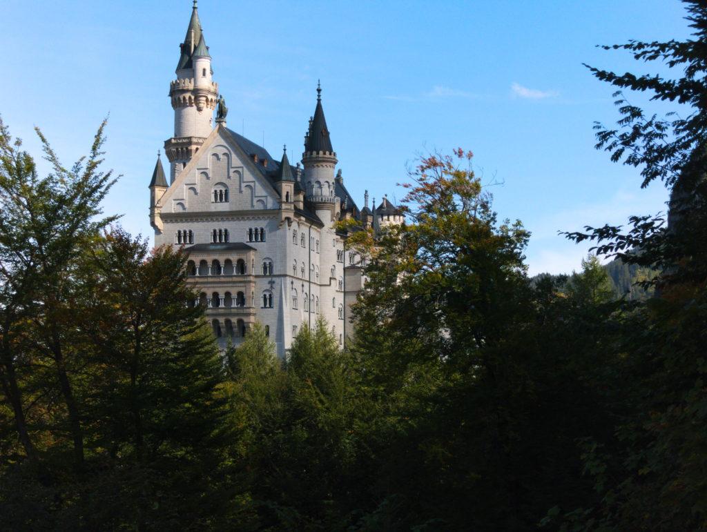 Château de Neuschwanstein (Bavière, Allemagne)