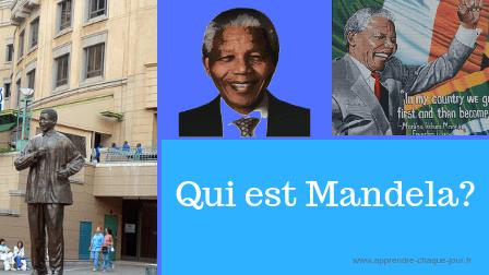 Qui est Mandela?