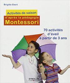 Activités de saison Montessori