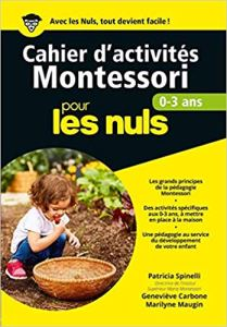activites Montessori pour les nuls