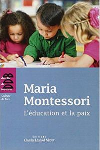 montessori L'education et la paix