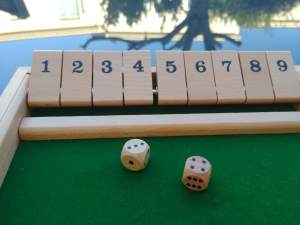 Shut the box math 01