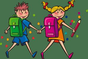 le coin des enfants école