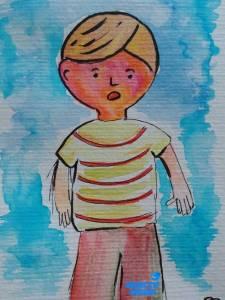 peur de la rentrée enfant inquiet