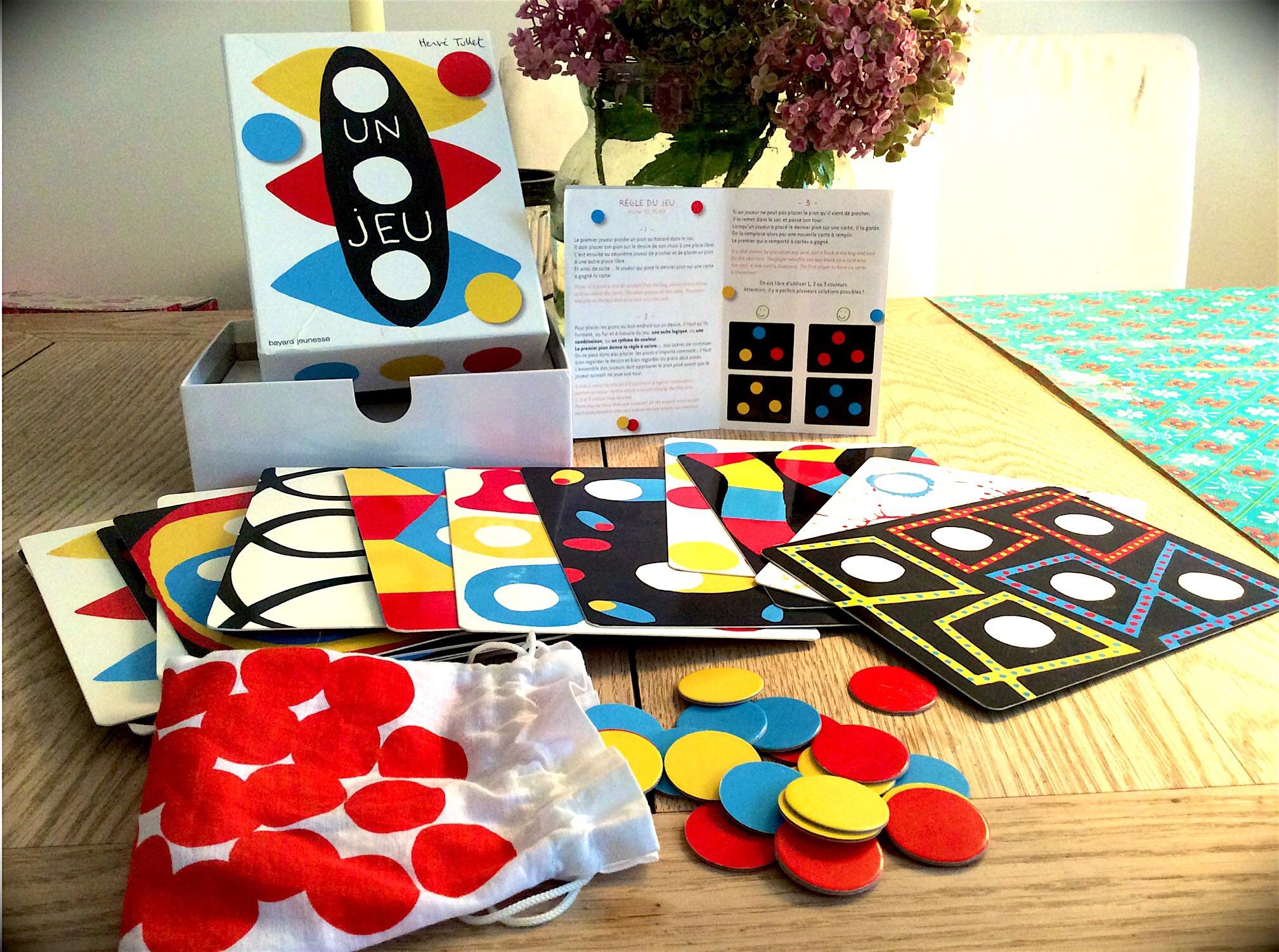 le jeu de logique cr par le g nial artiste herv tullet. Black Bedroom Furniture Sets. Home Design Ideas
