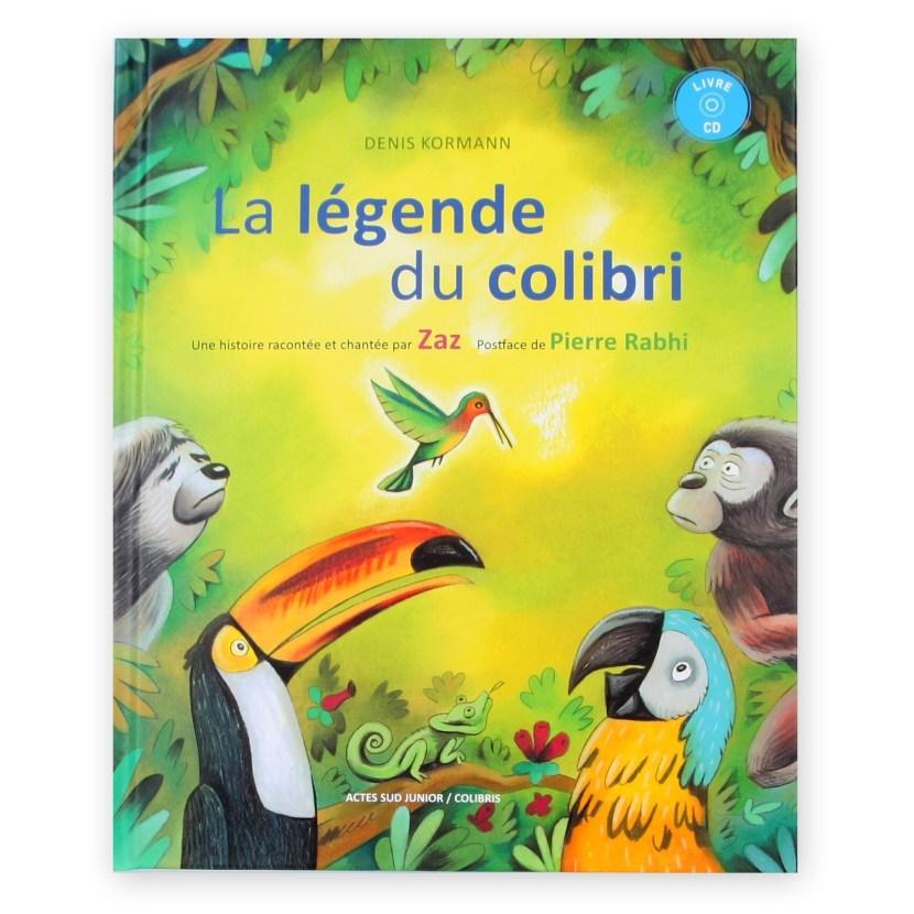 livre-cd-la-legende-du-colibri
