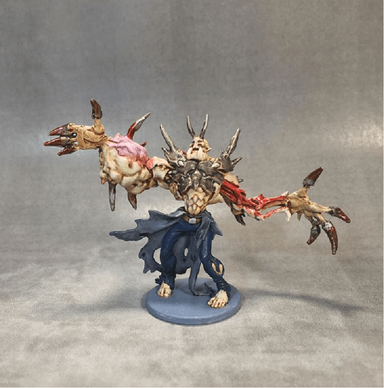 Peindre Abomination zombicide