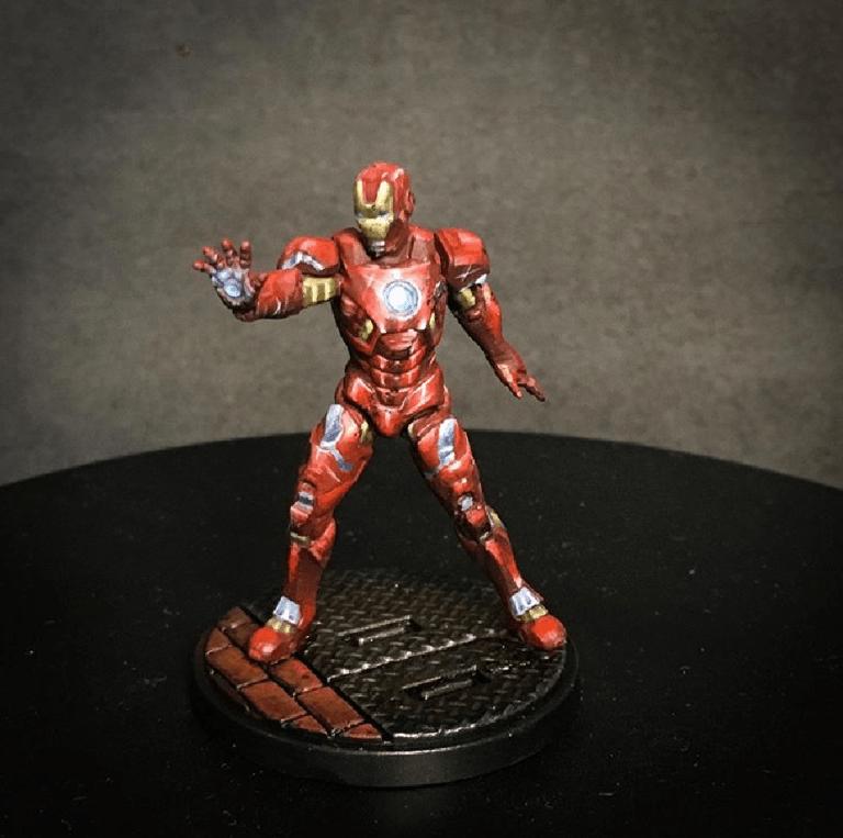 Ironman Marvel Crisis Protocol
