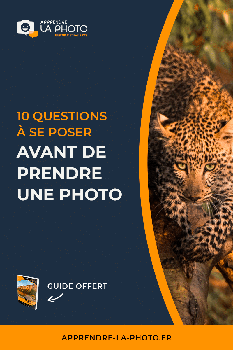 10 questions à se poser avant de prendre une photo