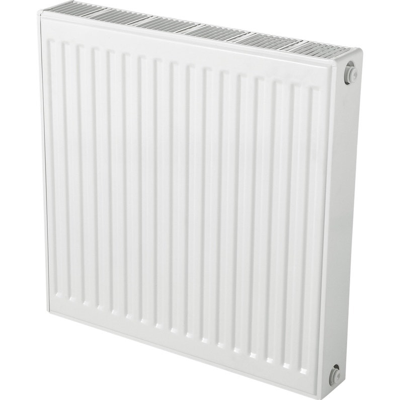 radiateur en acier panneaux blanc
