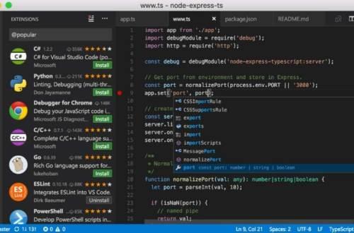 Pourquoi je me suis ENFIN mis à Visual Studio Code et que je vous le conseille ? 6