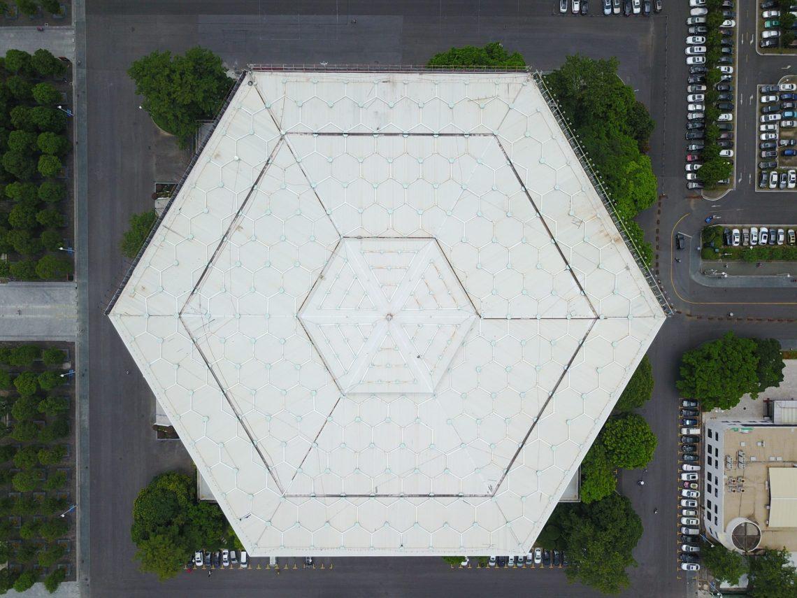architecture-hexagonal-une