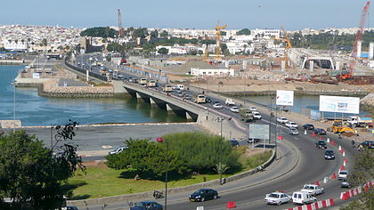 Rabat, Maroc, capitale administrative du Maroc. Les pratiques achats au Maroc