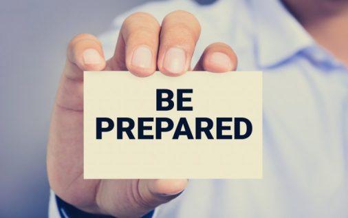 la préparation est la clé de la réussite en achats