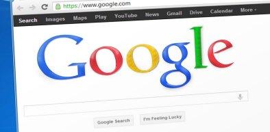Google recherche des blogs achats