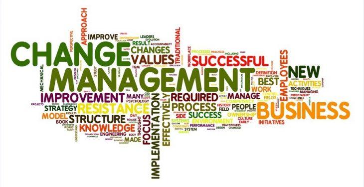 change management ou conduire le changement aux achats