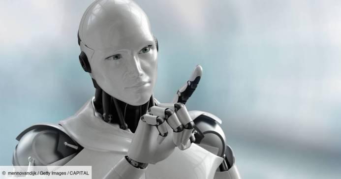 Robot acheteur