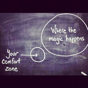 magic zone confort zone, défis challenges pour sortir de sa zone de confort et rester une lady et un gentleman, blog bonnes manière, savoir-vivre, politesse, bienséance