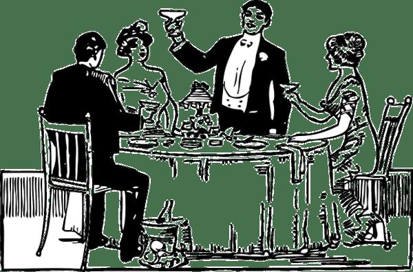 porter un toast, protocole pour porter un toast, étiquette et toast, l'art de porter un toast, savoir-vivre toast, qui peut porter un toast, usage pour porter un toast