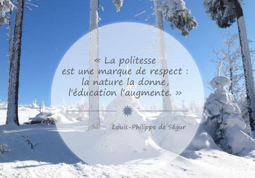 Citations Politesse De Jolis Mots Pour Clarifier Sa Pensée
