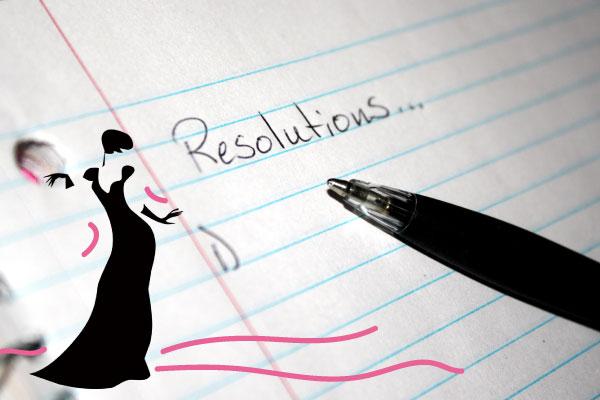 resolution nouvel an comment tenir résolution devenir lady, bonne éducation, résolutions nouvelle année originale, meilleures résolutions réveillon