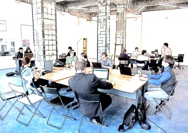 préserver son espace de travail au bureau openspace, bruit discussion mail appel téléphone sonnerie concentration réfléchir brainstorming