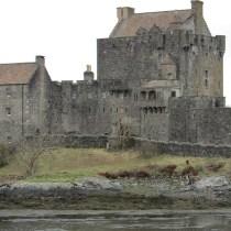 titre noblesse 50 euros aristocratie britannique common wealth castle chateau bois écosse propriétaire lady lord laird lady ou lord