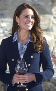 savoir recevoir comme Kate Middleton