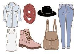 ebook Comment s'habiller comme une lady jean invisible bonnes manières chic classe élégance femme habit vêtement