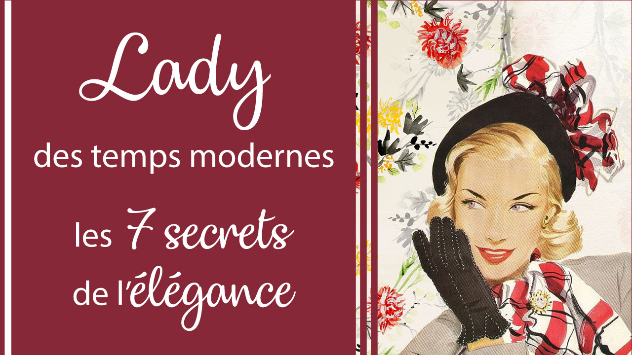 7 secrets of a real lady