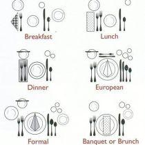 015 bonnes manières en infographie coach expert etiquette savoir-vivre usages aristocratie cutlery couverts arts table manières politesse