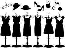 habiller comme une lady élégance décence robe 2 choix robe vêtements chic sophistiqué princesse duchesse élégant 3