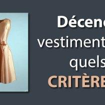 Décence vestimentaire féminine : quels CRITÈRES retenir dans les années 2000 ?