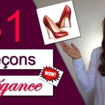 31 leçons d'élégance : féminité et style aristocratique