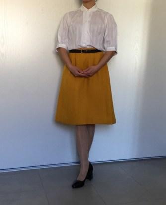 jupe 4 jupe 3 jupe 2 jupe 1 jupe midi comment s'habiller comme une lady femme élégance décence pas cher minimalisme kate middleton robe rouge prix bas princesse