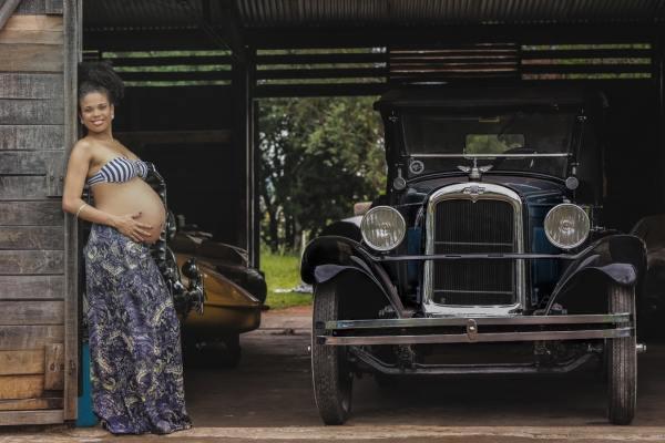 Est-il décent de montrer votre ventre quand vous êtes enceinte ?