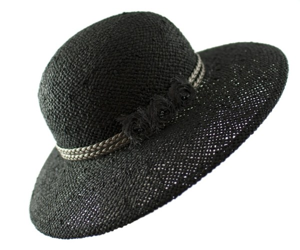 chapeau noir mariage victoria bekham hat wedding kate william chapeau noir