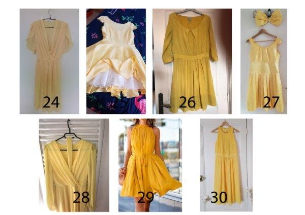 robe-jaune-4 robe-jaune-3 robe-jaune-2 élégance de lady Une robe jaune parfaite femme choix robe comment bien chosiir sa petite ribe jaune, où trouver une belle robe jaune