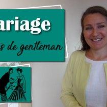 Les 12 gestes que pose un GENTLEMAN lors d'un MARIAGE