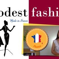 La Modest Fashion arrive en France mode pudique et décente explication