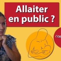 Est-il convenable d'allaiter en public ? Une Lady peut-elle donner le sein à son bébé en public ?