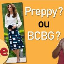 Le style de KATE Middleton est-il PREPPY ou BCBG ?