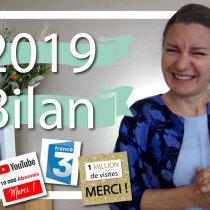 Bilan de 2019 pour Apprendre les Bonnes Manières (et sa fondatrice Hanna Gas