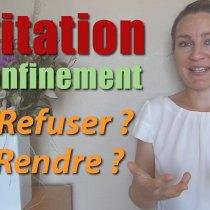 Déconfinement & étiquette : comment une rendre invitation ? ou décliner une invitation poliment ?