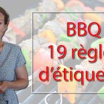 BBQ : 19 règles d'étiquette pour ne pas être chassé de la la fête