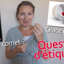 Glace en pot ou glace en cornet : quel est le BON choix pour rester présentable ?