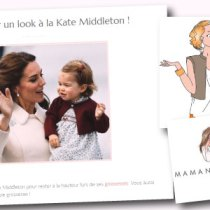 Kate Middleton, en mode maman et enceinte – Maman Vogue Hanna Gas